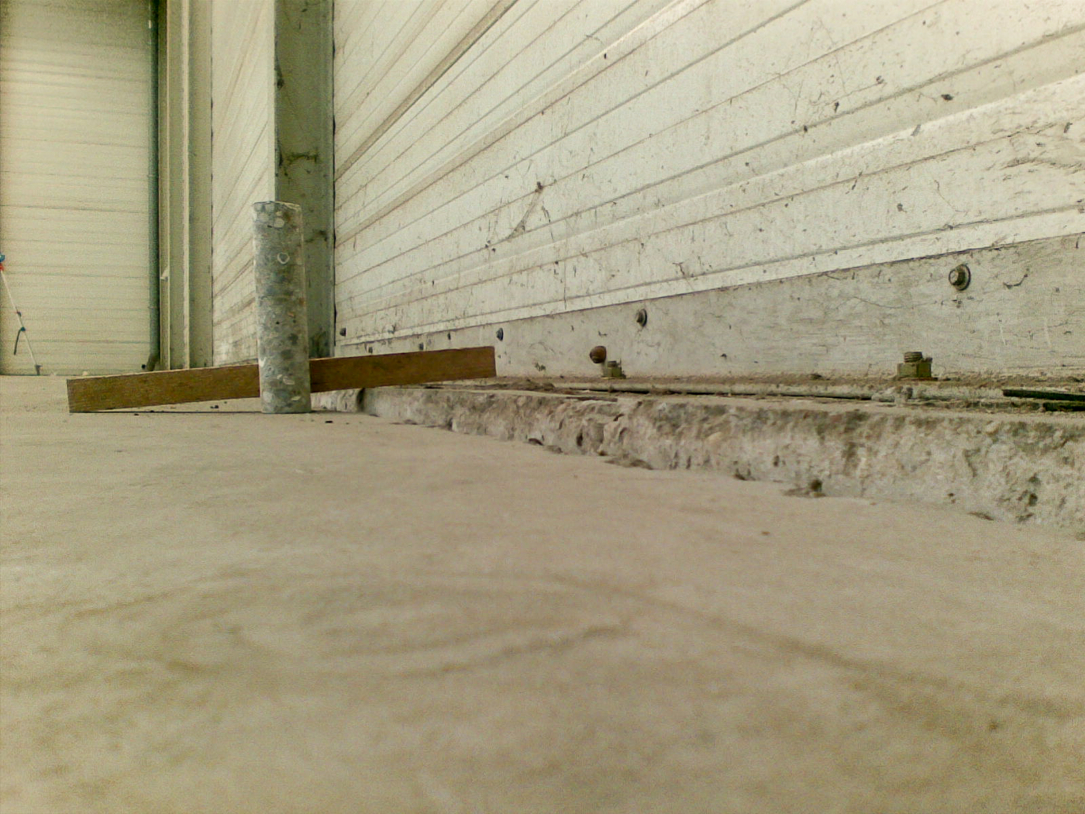 Floor lifting 6